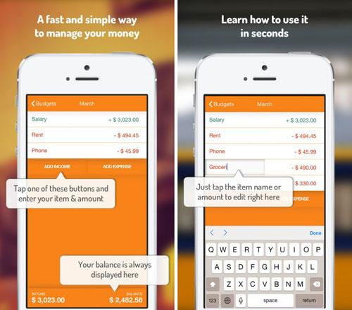 تطبيق Fudget لإدارة حياتك المالية بدقة