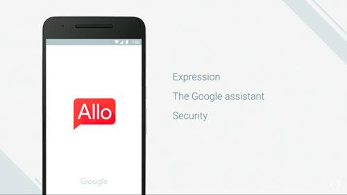 تطبيق Allo من جوجل