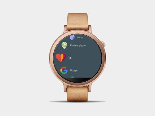 تحديث واجهة Android Wear 2.0