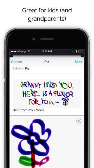 تطبيق Calligrapher المميز لإرسال رسائل بخط اليد