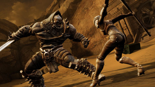 تخفيض كبير على لعبة Infinity Blade III المميزة