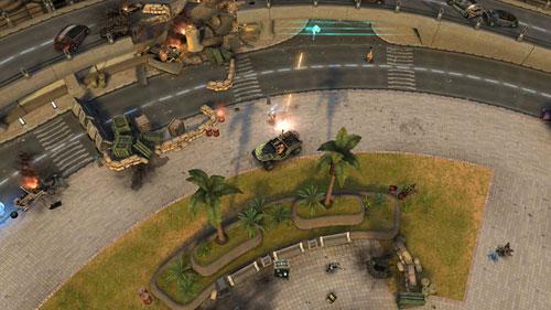لعبة Halo: Spartan Strike الشهيرة بتخفيض كبير للأيفون والآيباد لعبة Halo: Spartan Strike الشهيرة بتخفيض كبير للأيفون والآيباد