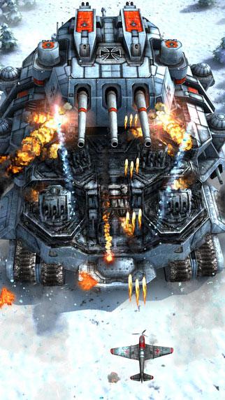 لعبة AirAttack 2 حروب الطائرات الكلاسيكية الرائعة