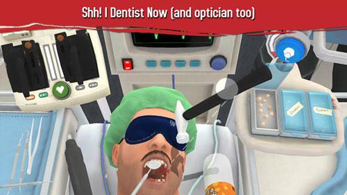 لعبة Surgeon Simulator لمحاكاة الأطباء الجراحين ومعالجة المرضى