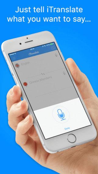 تطبيق Scan Translate للترجمة الصوتية المباشرة