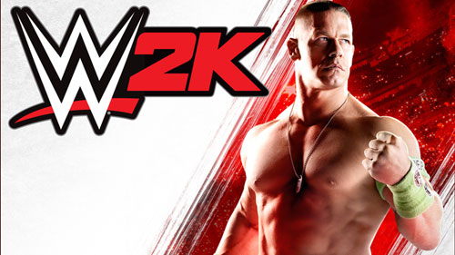 عرض مميز على لعبة المصارعة الشهيرة WWE 2K