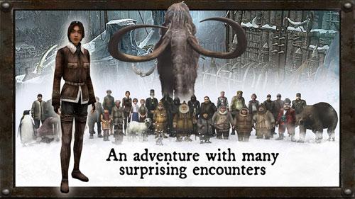 عرض محدود على لعبة Syberia 2 المميزة والرائعة
