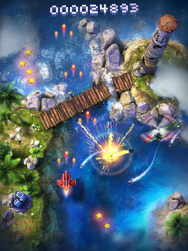 لعبة Sky Force 2014 الكلاسيكية والمسلية
