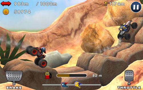 لعبة Mini Racing Adventures سباق سيارات رائعة جدا