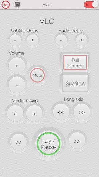 تطبيق Custom Control Pad لتحويل الأيفون لجهاز تحكم
