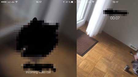 صور مسربة: ميزة مكالمات الفيديو قادمة قريبا للواتس آب