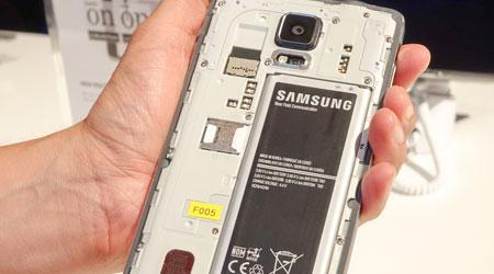 تسريب جديد: جالاكسي نوت 6 سيحمل بطارية كبيرة ومنفذ USB Type-C