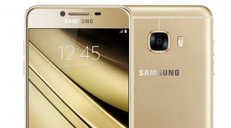 سامسونج تعلن عن جهاز Galaxy C7 مع شاشة 5.7 إنش