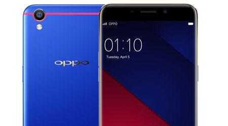 شركة Oppo تعلن رسميا عن جهاز F1 Plus نسخة برشلونة