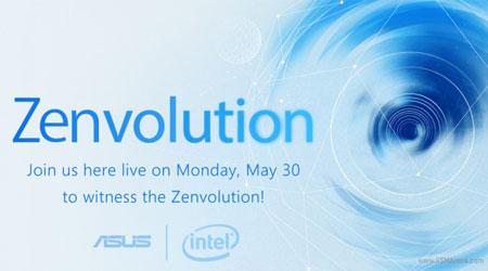 شركة Asus تعلن عن مؤتمرها الخاص يوم 30 مايو - الإعلان عن جهاز جديد
