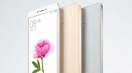 Photo of شياومي تعلن رسميا عن جهازها الفابلت Xiaomi Mi Max