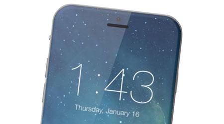 أيفون 2017 سيكون خيالي؟ شاشة كاملة وكاميرا ومستشعر البصمات مدمجان في الشاشة