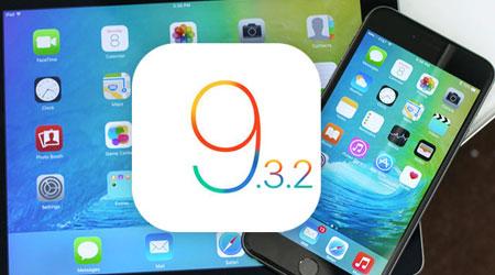 أبل تطلق رسميا iOS 9.3.2 لحل مشاكل والاخطاء الاخيرة التي ظهرت