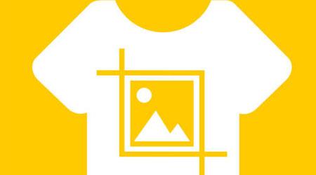 تطبيق Super T-Shirt Designer لتصميم وطباعة الصور على القمصان - مطلوب جدا