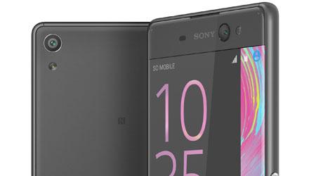 سوني تكشف رسميا عن جهاز Xperia XA Ultra - شاشة كبيرة