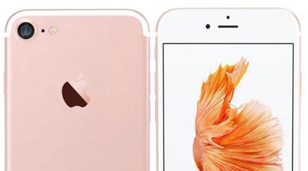 أول الصور المسربة لجهاز الأيفون 7 - ما رأيكم بالتصميم ؟