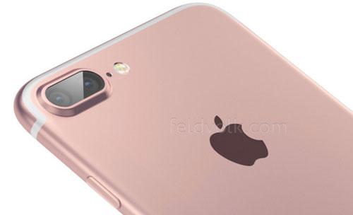 شركة LG ستكون المنتج لعدسات الكاميرا المزدوجة لـ ايفون 7 بلس