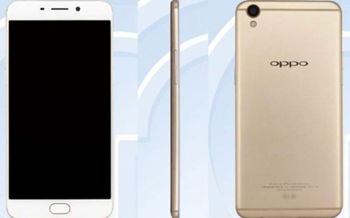 جهاز OPPO R9S قادم قريبا بمزايا متوسطة وتصميم نحيف