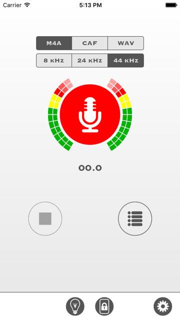 تطبيق My Rec الاحترافي لتسجيل الصوت مع مزايا كثيرة