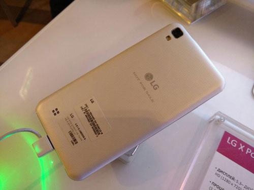 الكشف عن هواتف جديدة من عائلة LG X بمزايا متوسطة