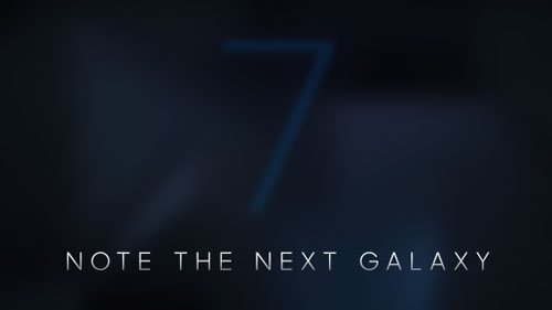 سامسونج تؤكد: الجهاز القادم جالاكسي نوت 7 - صورة