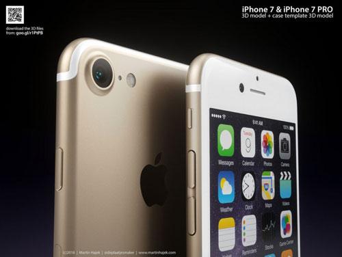 للنقاش: ما رأيكم بتصميم الأيفون 7 ؟ - صور تخيلية