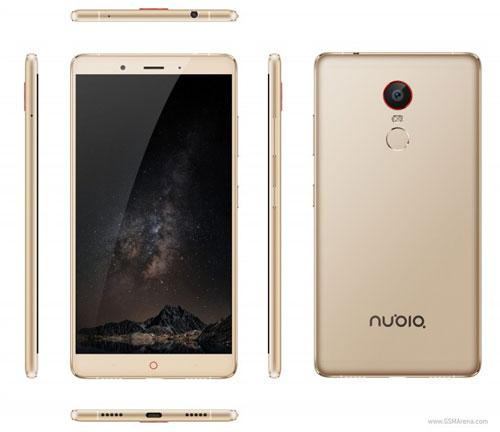 الإعلان رسميا عن جهاز ZTE nubia Z11 Max ذو شاشة 6 إنش
