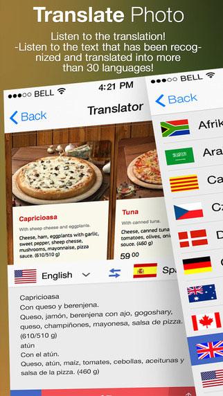 تطبيق Translate Photo لترجمة الصور ومسحها ضوئيا