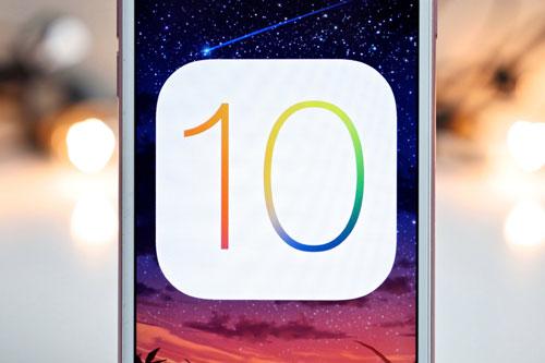 الإصدار iOS 10 - ما هي أهم الميزات الجديدة ؟