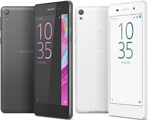 سوني تكشف رسميا عن جهاز Xperia E5 بمزايا متوسطة