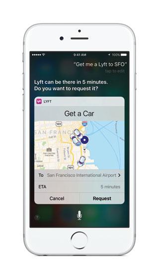 فتح Siri للمطورين والحصول على مزايا أكثر