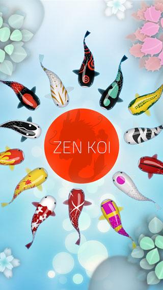 لعبة Zen Koi التي ستأخذك بعيدا في عالم الأسماك
