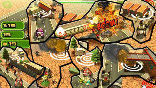 لعبة Trucks: Zombie Exterminators 2 لمحبي التحدي