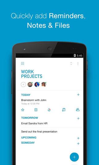 تطبيق Any.DO لإدارة أعمالك اليومية باحترافية عالية