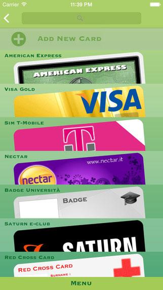 تطبيق My Cards Pro لحفظ بطاقاتك المالية في مكان آمن - مجانا لوقت محدود