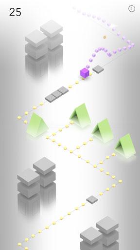 لعبة Sky الهندسية الممتعة والمسلية للأندرويد