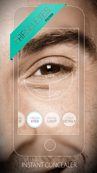 تطبيق FACIE لتعديل صور السيلفي بطريقة احترافية