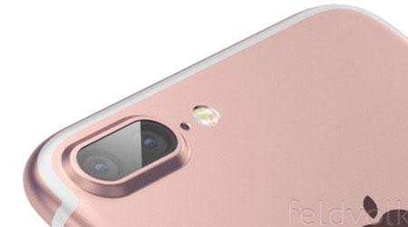 شركة LG ستكون المنتج لعدسات الكاميرا الشركة LG ستكون المنتج لعدسات الكاميرا المزدوجة لـ ايفون 7 بلس