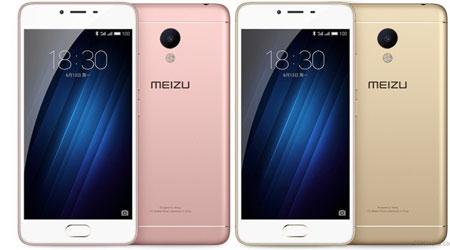 الإعلان رسميا عن جهاز Meizu m3s بسعر 106 دولار