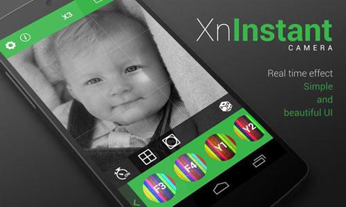 تطبيق InstaCam للتصوير وتعديل الصور في الوقت الحقيقي
