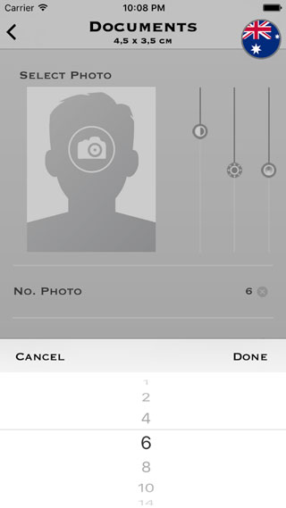 تطبيق My Photo Pro لإنشاء صور جواز السفر والبطاقة الخاصة بك بكل سهولة ممتاز