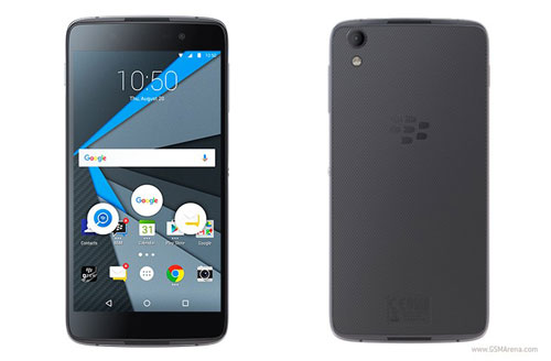 الإعلان رسميا عن هاتف بلاكبيري DTEK50 بنظام الأندرويد