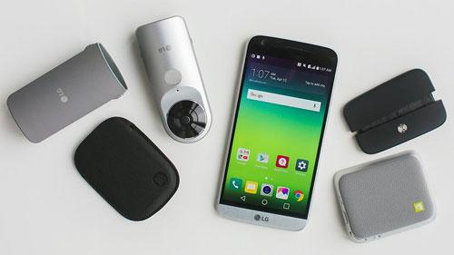جهاز LG G5 يعاني من مبيعات ضعيفة