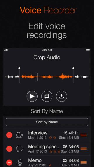 تطبيق Voice Recorder PRО مسجل صوت احترافي