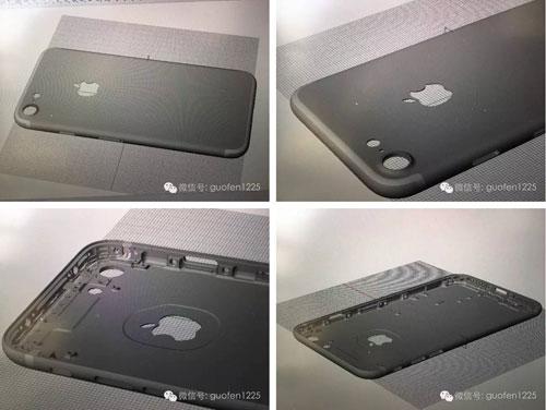 صور جديدة مسربة لجهاز الأيفون 7 مع نسخة بكاميرا مزدوجة